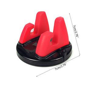 Image 4 - Soportes de teléfono para coche, accesorios de soporte giratorio para Hyundai Accent 3 Elantra GT i20 ix25 i30 1 2 3 ix35 ix55 Kona, 2019