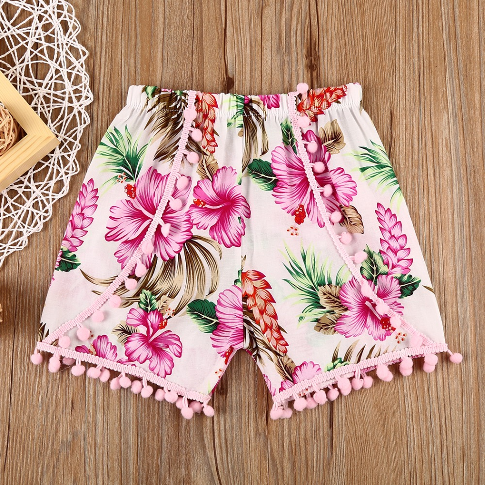 1/4 shorts for girls