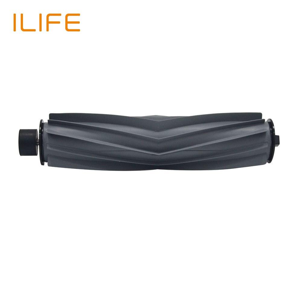 Original Roller Main Brush Bristle for chuwi ilife a6 a8 x620 X623 danhui vacuum robot cleaner parts accessories not filter hepa