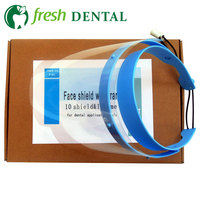Dental Face Shield Mask Protection Mask Clear Anti Fog Medical Factory Dental Lab 1 Frame 10