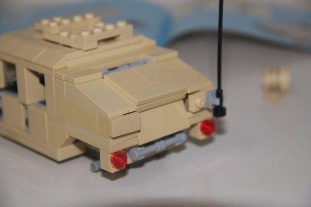 Humvee 235pcs 2