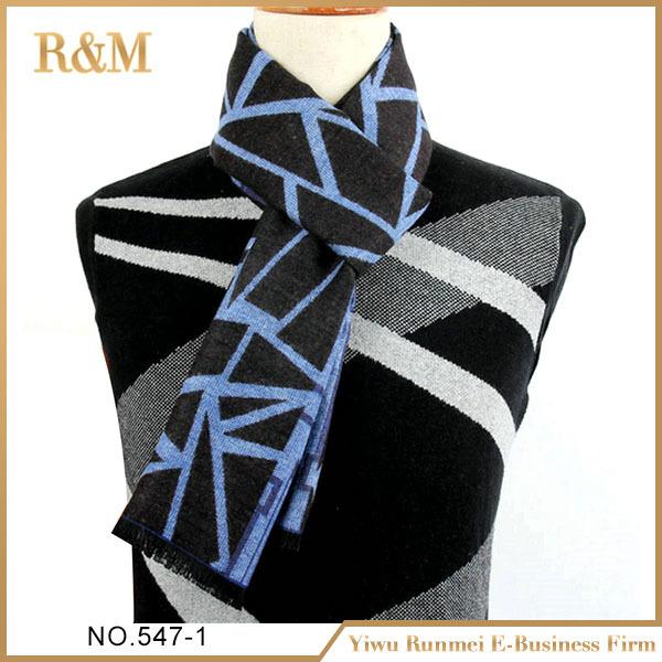 La moda de invierno bufanda hombres wrap tippet pañuelo para el cuello bufanda del algodón envío gratis