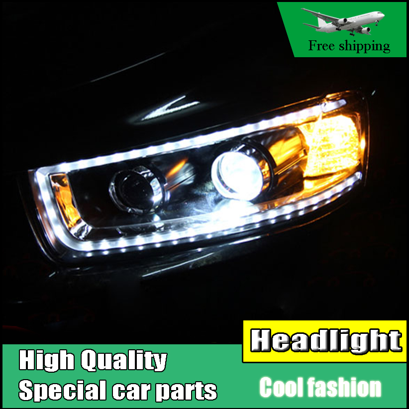 Car Styling Head Lamp For Chevrolet Captiva headlights 2012-2015 LED headlight DRL Bi-Xenon Lens xenon HID Low Beam akd car styling for nissan teana led headlights 2008 2012 altima led headlight led drl bi xenon lens high low beam parking