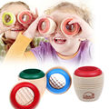 2 PCS/lot Hot Sale Wooden Magic Kaleidoscope Explore Baby Interesting Children Educational Learning Toys