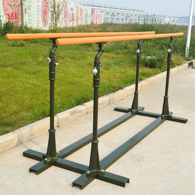 factory direct sales force training parallel bars outdoor fitness