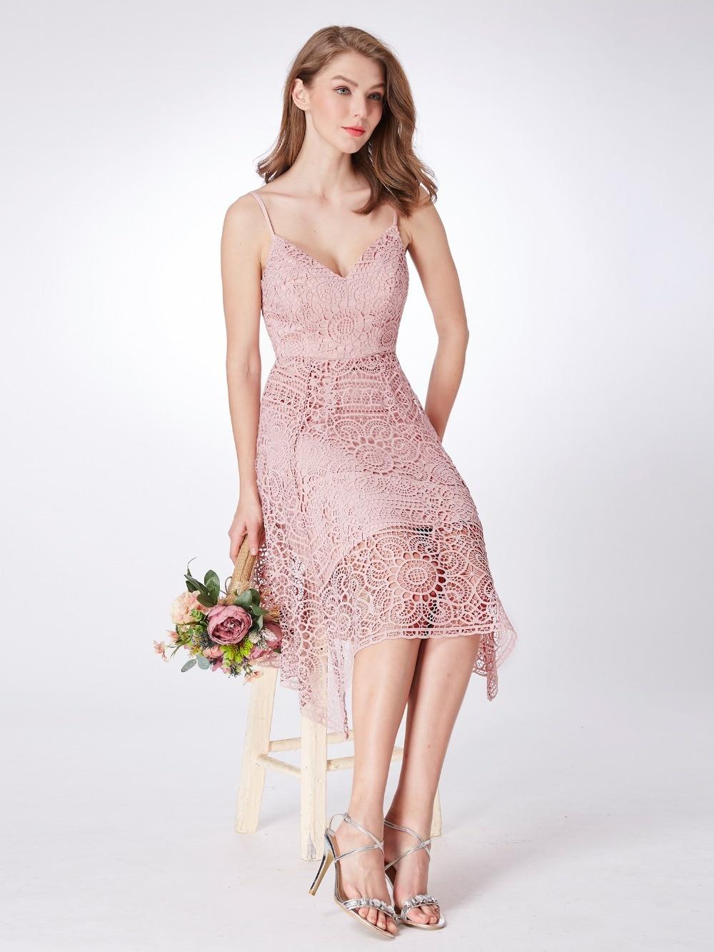Bonito Vestidos De Dama Naranja Rústico Motivo - Ideas de Estilos de ...