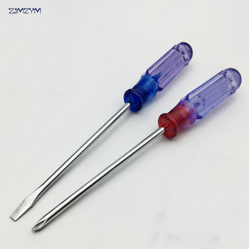 1PC Wholesale 3.0*70MM Slotted Screwdriver And Phillips Screwdriver Repairing Disassemble Tool For Electronic Product