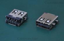 10 шт. USB Jack, пригодный для HP Pavilion dv6 1000 TM2-2000, Toshiba Satellite NB305 E205 Серии Ноутбуков Материнские Платы Женский USB Порт