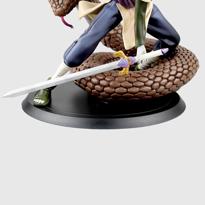 Orochimaru Action Figures Feet