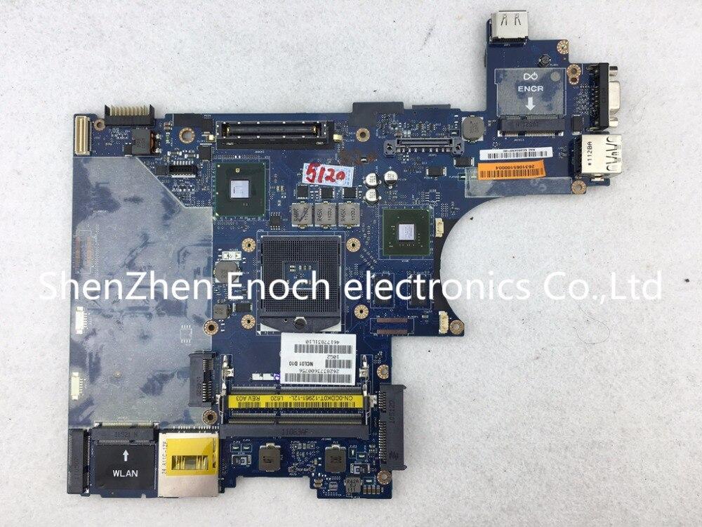 LA-5472P for DELL E6410 Original laptop motherboard 100% FULL TEST 60days warranty stock No.091