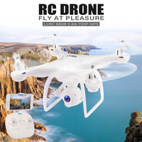 RC Quadcopter 8088 GPS 2.4G Wifi FPV Drone with Camera 720P 1080P Altitude Hold 12mins Flight Time Follow Function Quadcopter