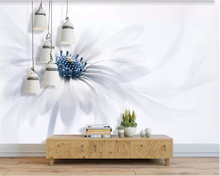 Beibehang Custom photo wallpaper 3D Fashion floral white mural 3d wallpaper living room bedroom sofa wallpaper for walls 3 d 3d wallpaper photo wallpaper custom living room mural famous car on street 3d painting sofa tv background wallpaper for walls 3d
