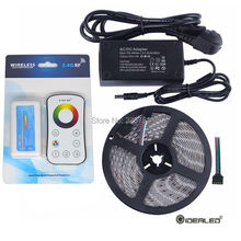 12V RGB led strip light RGB5050 300LEDs for 5m/10m/15m/20m RGB strip lights+Wireless Remote Controller+Amplifier+Power supply