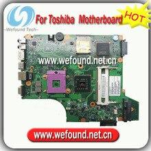 100% Working Laptop Motherboard for toshiba V000175090 L510 L515 L521 L525 L526 L531 Series Mainboard,System Board
