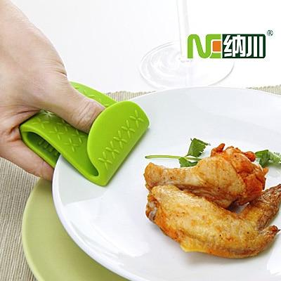 Brezplačna dostava silikonska izolacijska spona (4pcs / lot) - Kuhinja, jedilnica in bar - Fotografija 1