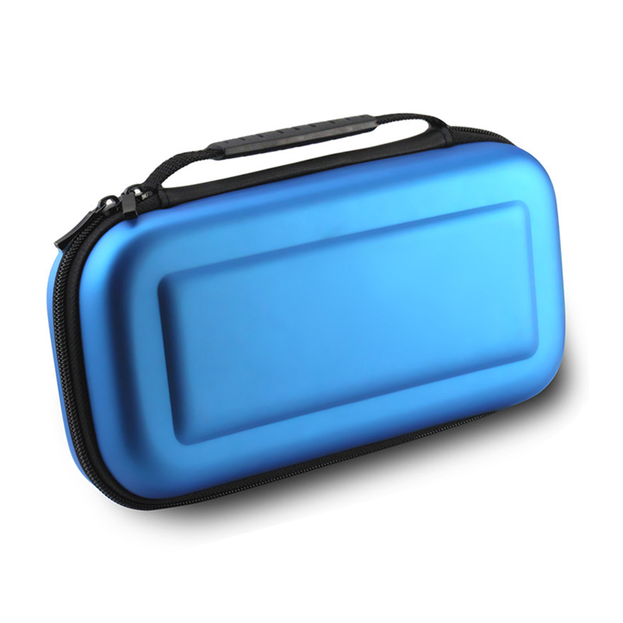 Nintend Switch Console Carrying Protective Case NS Accessories Travel Storage Bag with 2 Thumbstick Grip Cap for Nintendo Switch 2