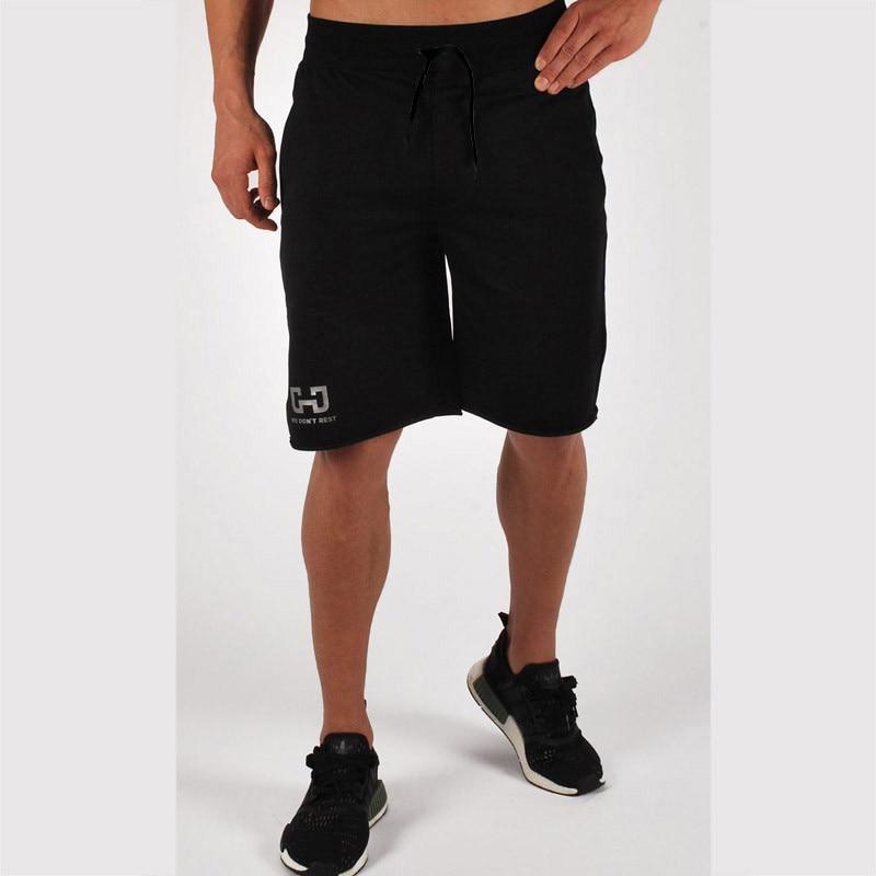 2019 Hot Top Qualität Männer Casual Marke Turnhallen Fitness Shorts Männer Der Professionelle Bodybuilding Kurzen Hosen Jogginghose Fitness Shorts Entlastung Von Hitze Und Sonnenstich