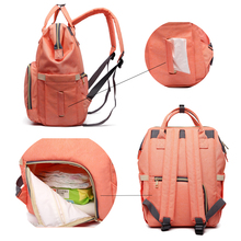 Large Capacity Multi-Pocket Backpacks for Mummy