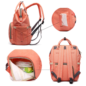 Image 3 - Backpacks for Women Diaper Bags Mummy Maternity Nappy Bags Large Capacity Travel Backpack Designer Multi Pocket Mummy Backpacks