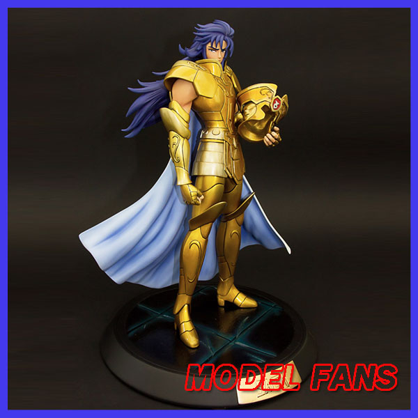 MODEL FANS IN-STOCK Same paragraph tsume saint seiya 1/6 gold saint gemini saga gk resin statue figure for collection model fans in stock the same paragraph tsume 42cm one piece edward newgate gk resin made for collection