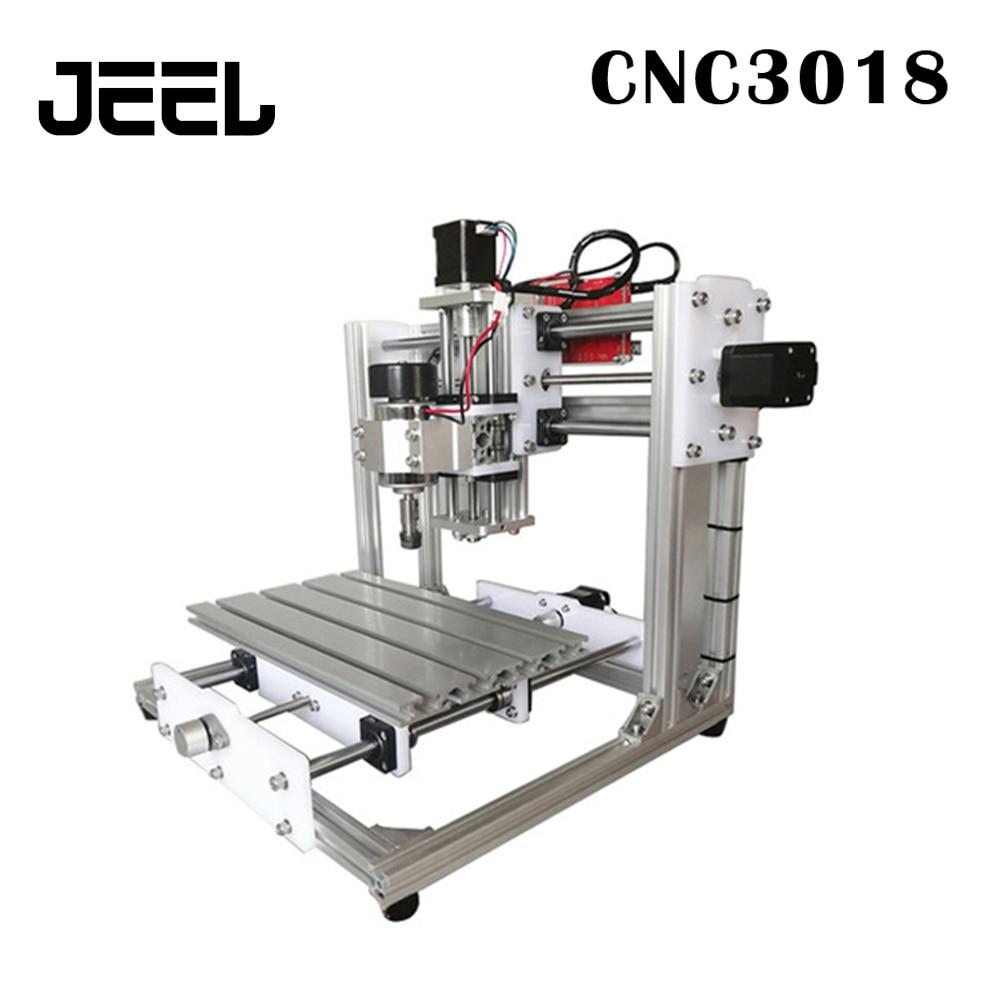CNC 3018C DIY CNC 3D Engraving Machine  Kit  28*18CM Working Area ,Laser Engraving,PCB/PVC Milling Machine,Wood Router,GRBL