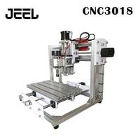 CNC 3018C DIY CNC 3D гравировальный станок комплект 28*18 см рабочая зона, лазерная гравировка, PCB/PVC фрезерный станок, деревянный маршрутизатор, GRBL