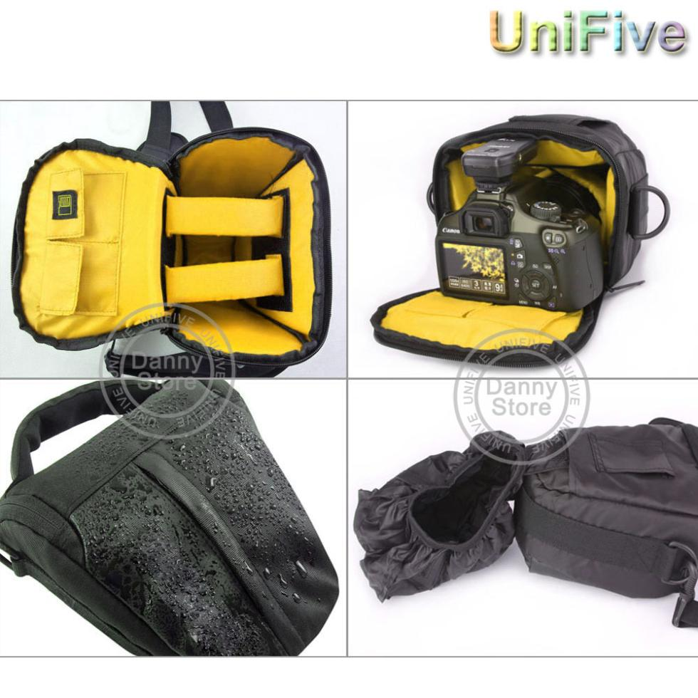 Waterproof Camera Case Bag For Nikon D7100 D5500 D5300 D5200 D5100 D3300 D7200 D3100 D7000 D90 P900 P610 P530 P700 Dslr In Video Bags From