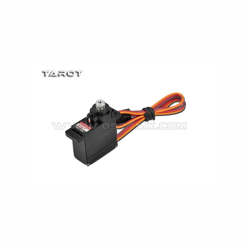 Tarot-RC KST DS113MG Digital Coreless Swashplate Servo Metal Gear For 450 RC Helicopter heli mg996r digital metal gear servo for rc model