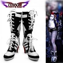 Envío En Del Y Boots Compra Disfruta Harley Gratuito Quinn pqt86Y