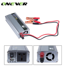 1500w Car Converter Modified Sine Wave Power Car Inverter DC 12v to AC 220v USB 5V Invertor USB Car Charger