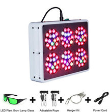 Beylsion 450W Apollo 6 LED Full Spectrum ALUMINUM AC85-265V Plant Grow light Flower Plants Vegetative Flower Lights Growing lamp(China)