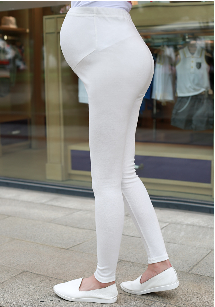 2016 Spring New Fashion Gravida Maternity Pants Care Belly Leggings Clothes For Pregnant Women Ropa Mujer Plus Size in Leggings from Mother Kids