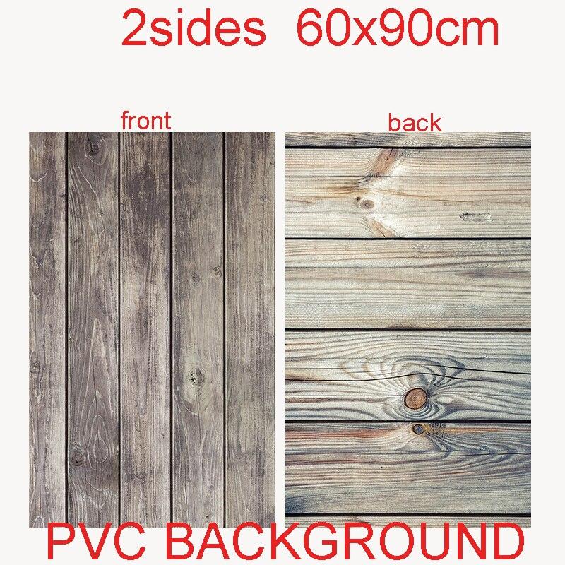 60X90 cm 2 lados 24 de PVC de color fotografía Fondo impermeable Premium de mármol textura de fondo para foto alimentos joyería mini artículos