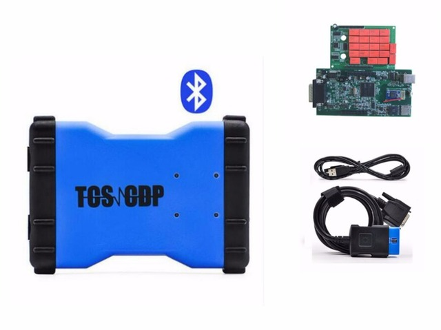 Bluetooth vd ds150e CDP Pro Plus Truck Auto OBD2 Code Scanner Scan Tool OBDII Diagnostic tool for autocom
