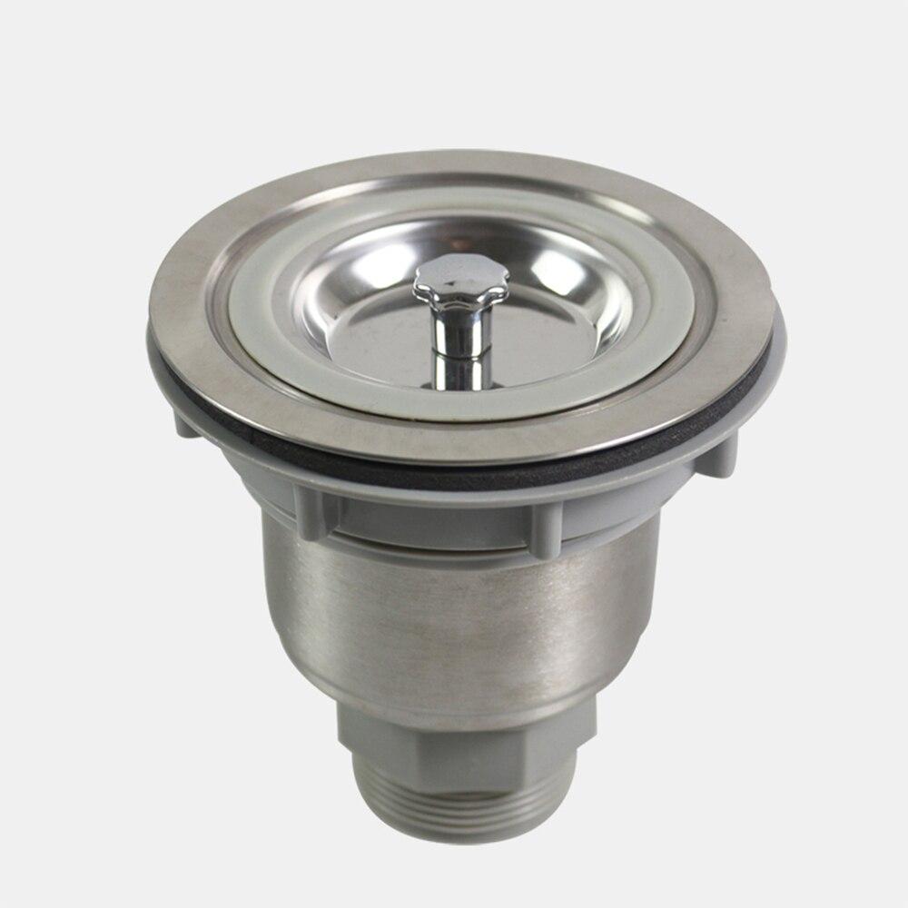 Talea 110mm Sink Strainer Stainless Steel Basket Drainer