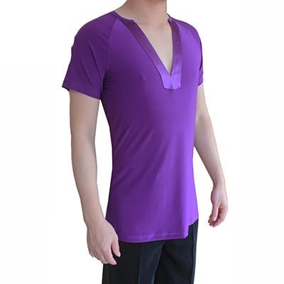Purple Short Sleeve_7