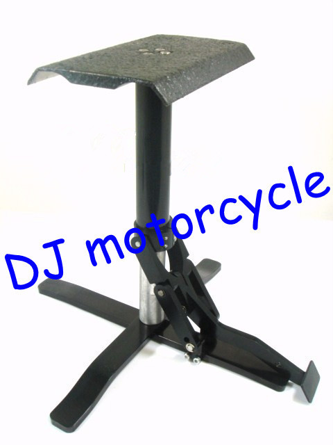 High performance dirt bike aluminum stand     Heavy duty engine lift for the motorcycle Fit for ATV  UTV motocross scooter