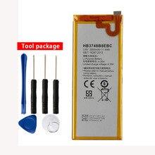 Original HB3748B8EBC Rechargeable Li-ion phone battery For Huawei C199 C199-CL00 Ascend G7 G7-TL100 3000mAh