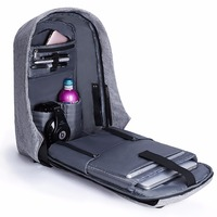 KALIDI Waterproof Laptop Backpack 15 6 17 3 Inch Anti Theft Backpack USB Charger 17 Inch