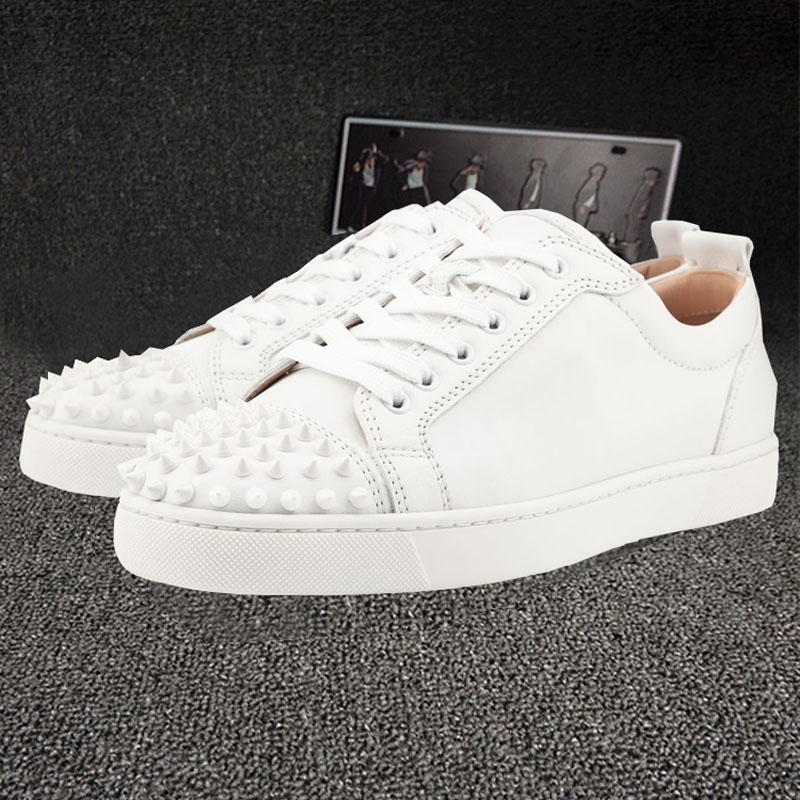 Flat Casual Homens white Suede black Suede Suede 2019 Leather Lace Rebite Chic Black Masculino Dedo red up Leather Do Redondo Shoes Pé Sapatos qPn1OnpwSE