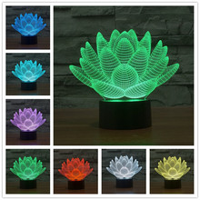 The new LOVE colorful 3d night light touch switch, gradient LED acrylic atmosphere light Power Bank Table Lamp