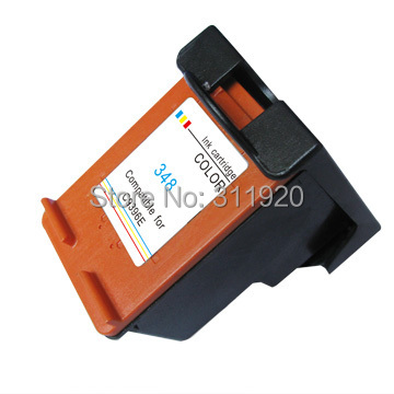 все цены на  For HP 348 Ink Cartridge For HP Deskjet 5740 6520 6540 6840 6648 6620 Photosmart 2570 2575 2710 8150 8153 8450  в интернете