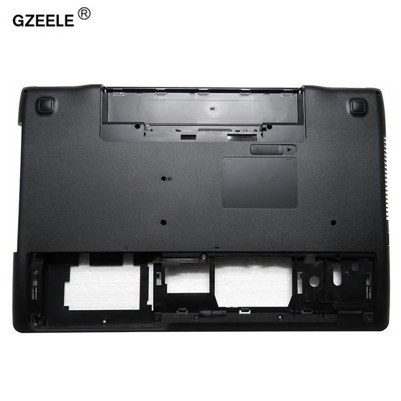 GZEELE novo Para Asus N56 N56SL N56VM N56V N56D N56DP N56VJ N56VZ Laptop Inferior Caso Base TAMPA 13GN9J1AP010-1 13GN9J1AP020-1