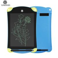 8 5 Portable Magnet LCD Graphics Tablet Kid Digital Electronic Writing Drawing Handwriting Pad Electronic Message