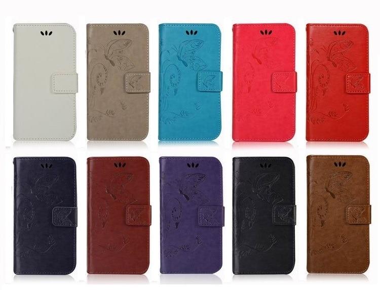 Cubierta de la caja de la carpeta para la lona del Micromax 5 E481 Q301 Q4202 D320 nueva llegada cubierta protectora del teléfono del cuero del tirón de la alta calidad