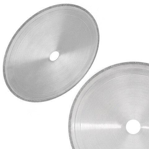 Ferramenta de Diamante Corte da Lâmina Viu a Roda Novo Lapidação Pedra 250mm 1.0mm 25mm
