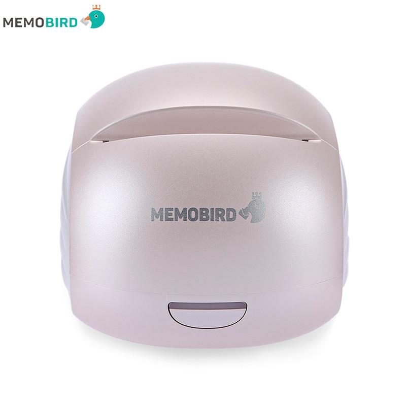 MEMOBIRD G2 New Lnternational Edition WiFi Thermal Printer Portable Photo Barcode Ticket Printers