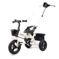 Lecoco ребенок трехколесный велосипед Детские коляски