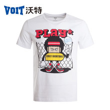 2017 VOIT Summer Male New Round Neck T-shirt knitted short-sleeved jacket light breathable sweat sportswear 62M1107
