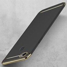 For Oppo F9 Case Luxury 3 in